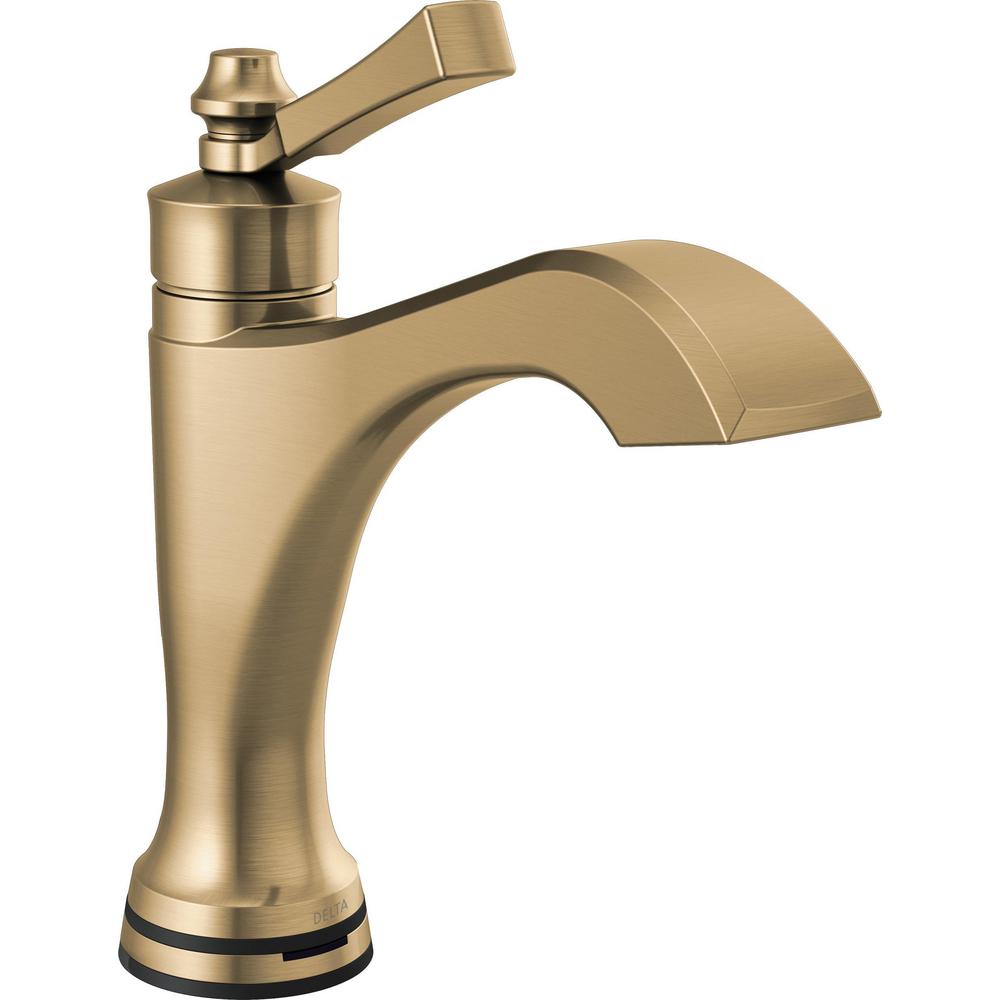 Single Handle Touch<sub>2</sub>O.<sub>xt</sub> Bathroom Faucet