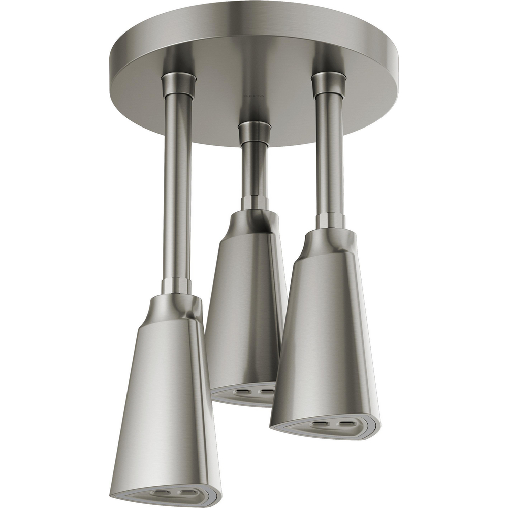 H<sub>2</sub>Okinetic Pendant Raincan Shower Head with LED Light