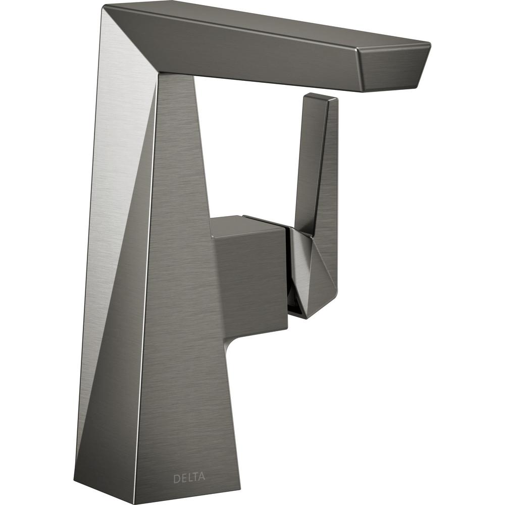 Single Handle Mid-Height Bathroom Faucet