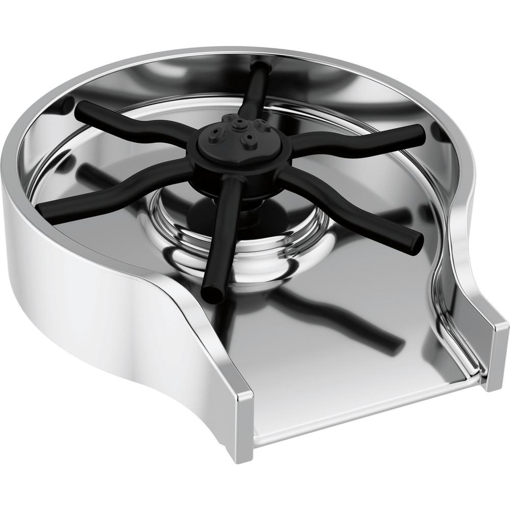 Metal Glass Rinser