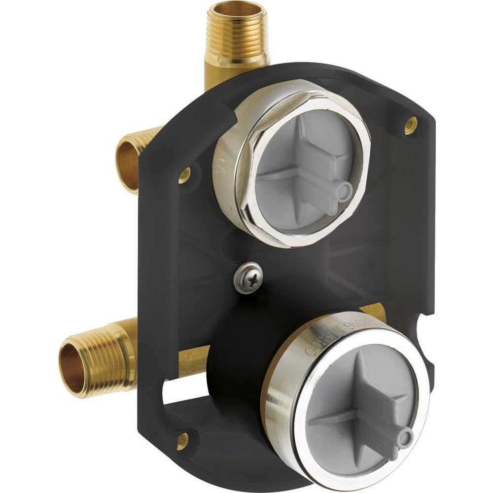 MultiChoice Universal Integrated Shower Diverter Rough Universal Inlets / Outlets