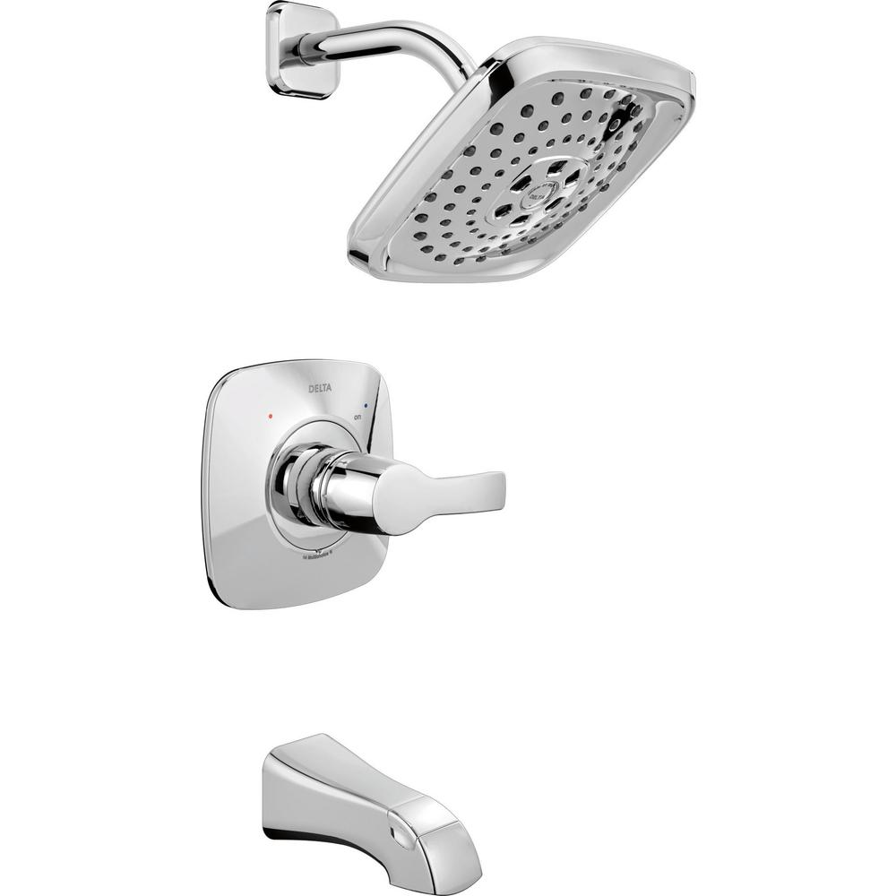 Monitor 14 Series H<sub>2</sub>Okinetic Tub & Shower Trim