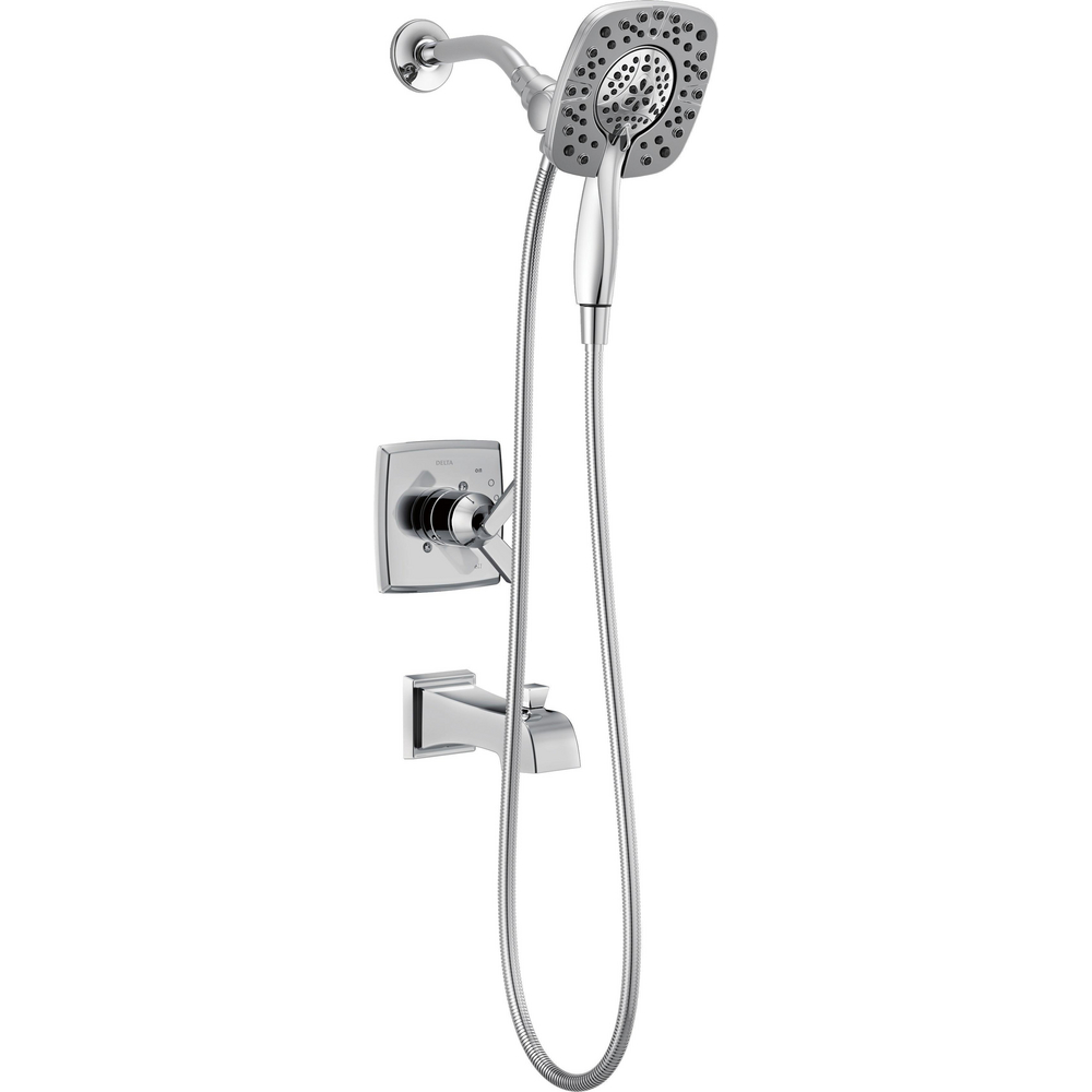Monitor 17 Series Shower Trim with In2ition