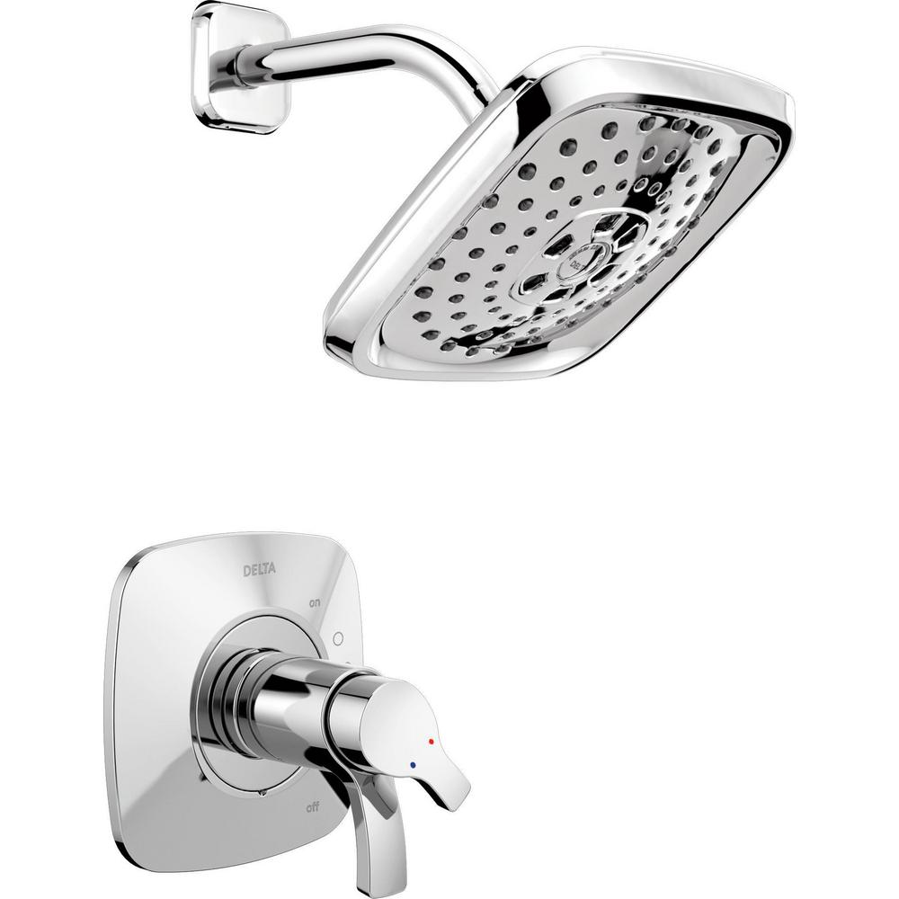 TempAssure 17T Series H<sub>2</sub>Okinetic Shower Trim