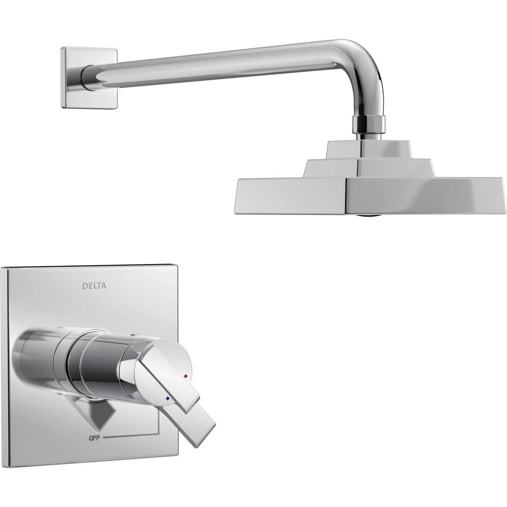 TempAssure 17T Series H2Okinetic Shower Trim